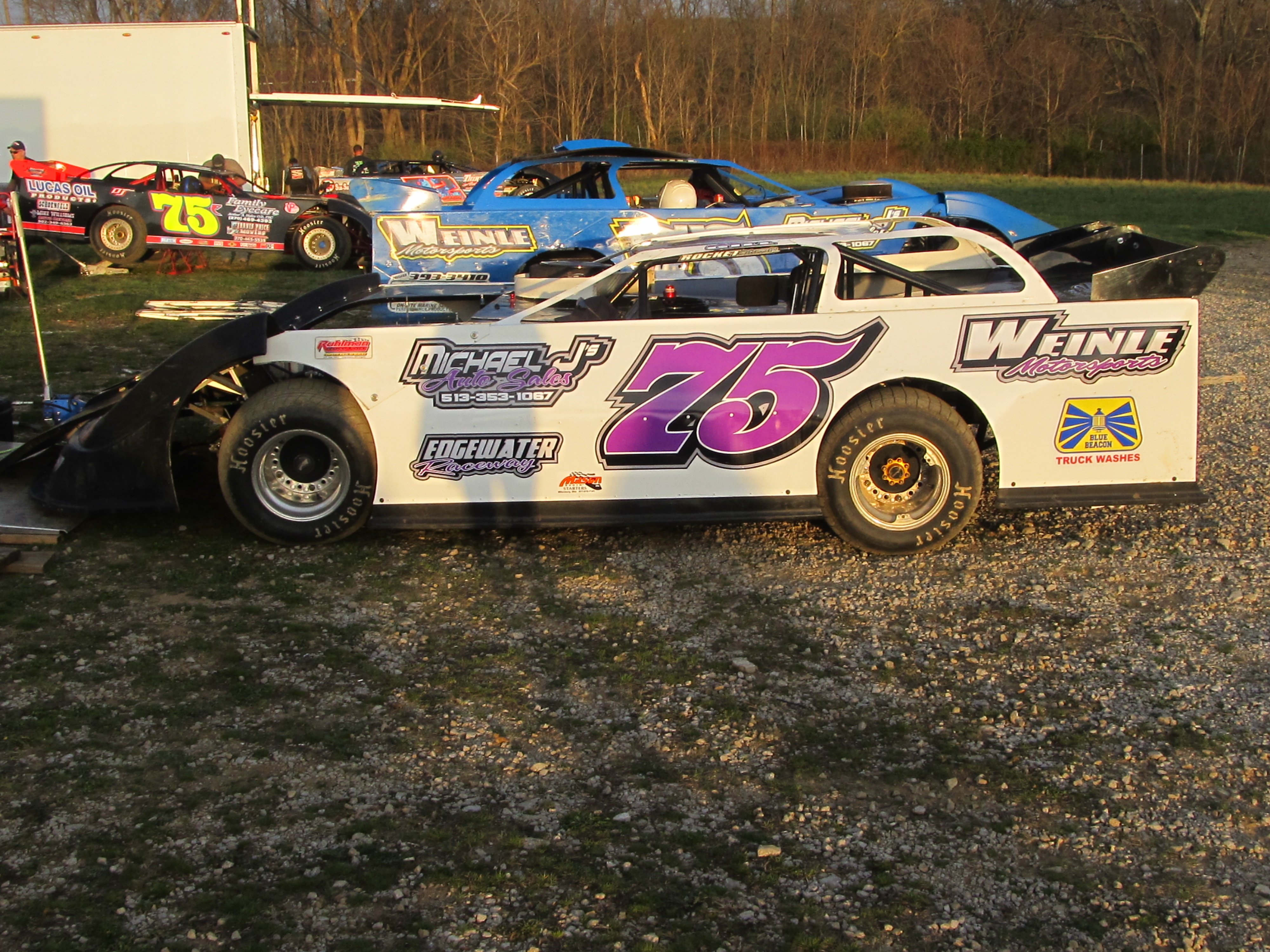 Edgewater-Dirt-Track-Racing | Michael J. Auto Sales | Cleves, OH 45002
