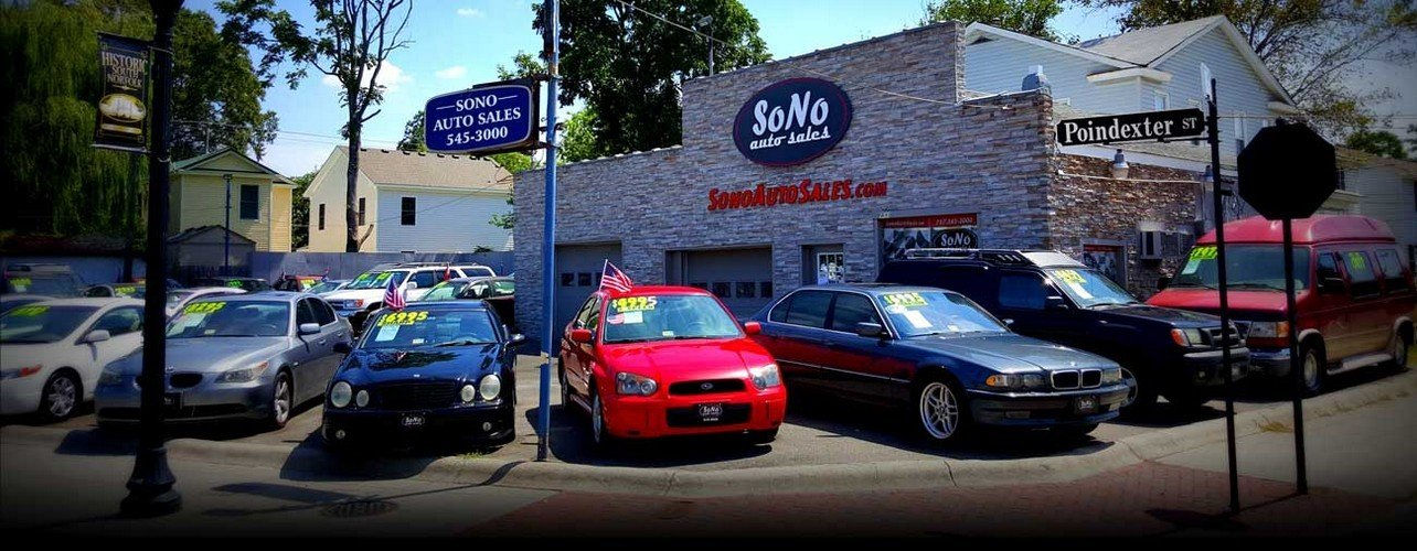 Used Cars For Sale | SoNo Auto Sales Inc. | Car Dealer in CHESAPEAKE ...