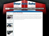 Website Template Sample #104