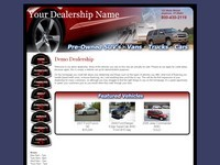 Website Template Sample #111