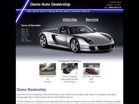 Website Template Sample #114