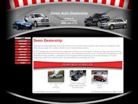 Website Template Sample #115