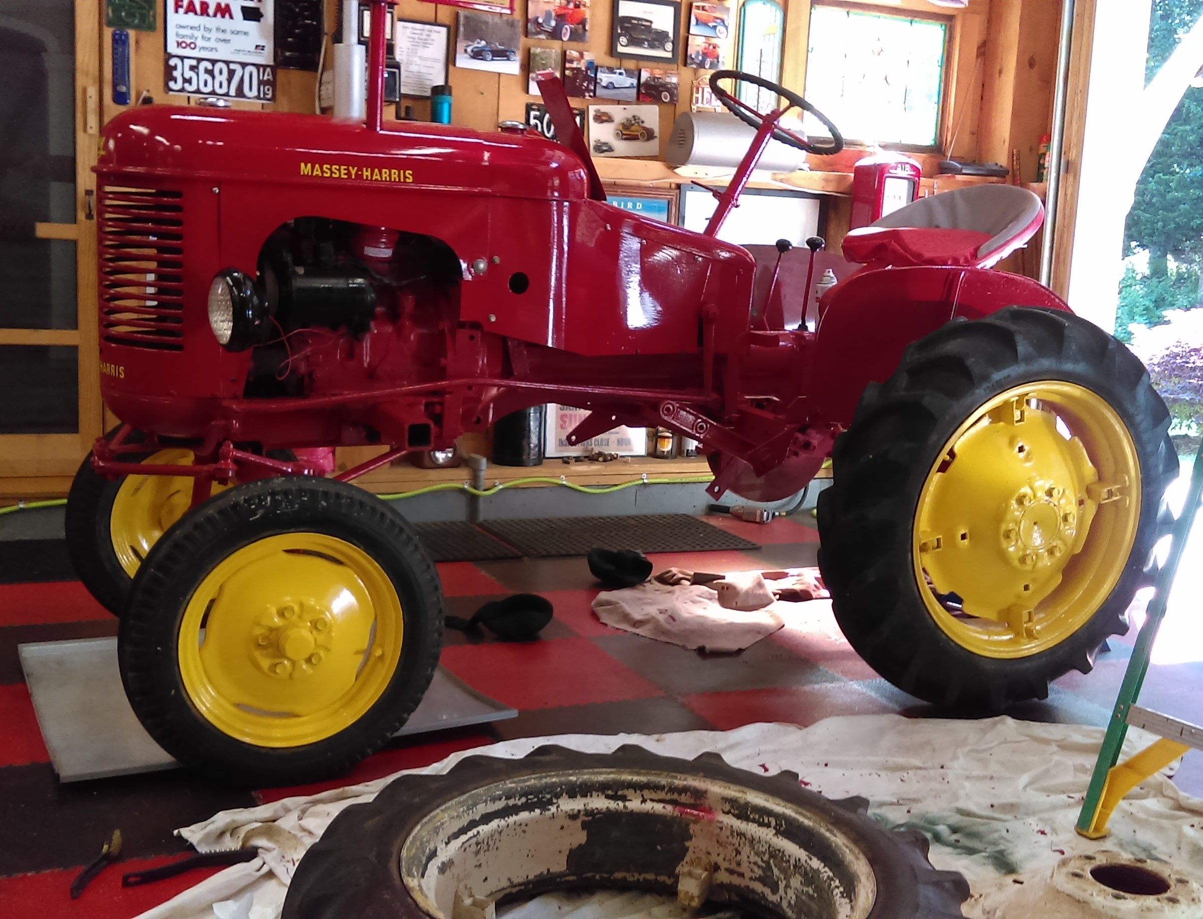 1954 Massey Harris Pony- SOLD!