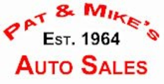 About Pat & Mike's Auto Sales