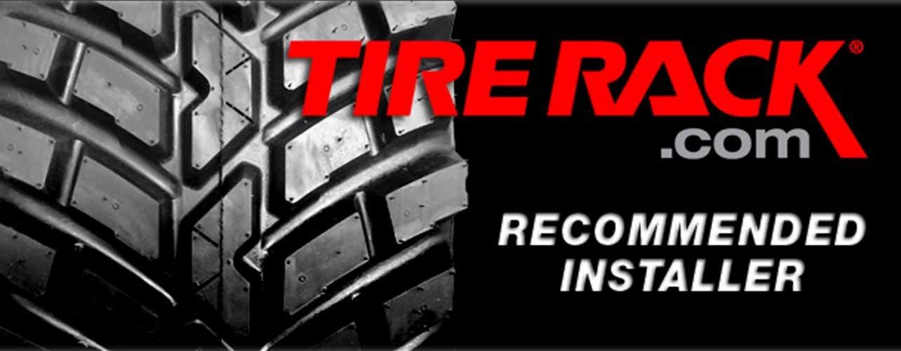 Official Tire Rack Installer