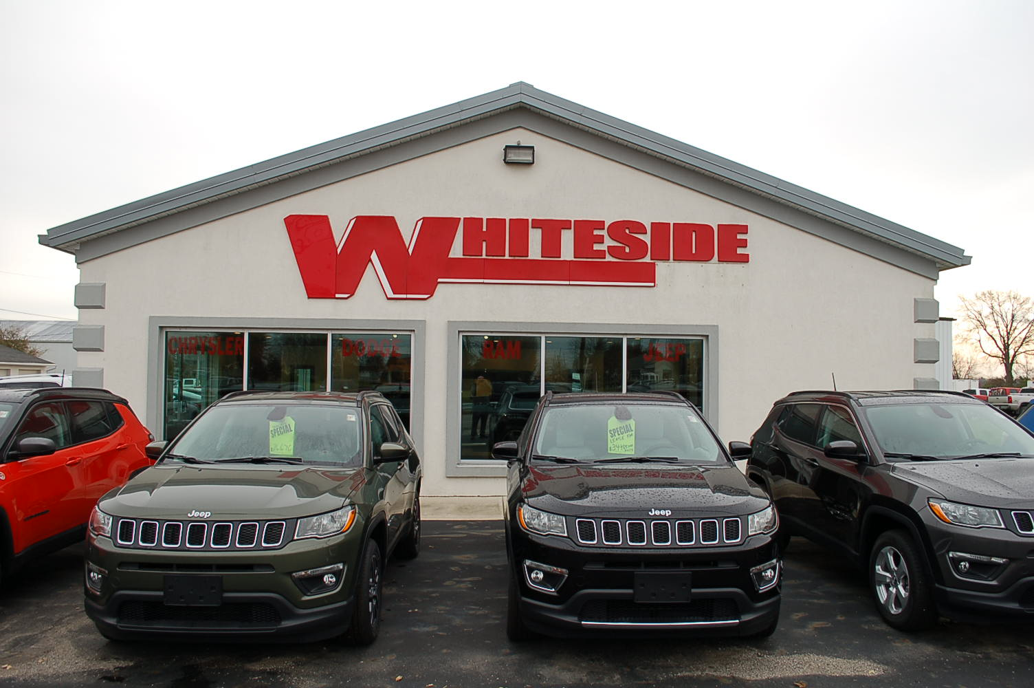 Jeep Dealership Columbus Ohio >> About Tom Whiteside Auto Sales in Mt. Sterling, OH, 43143