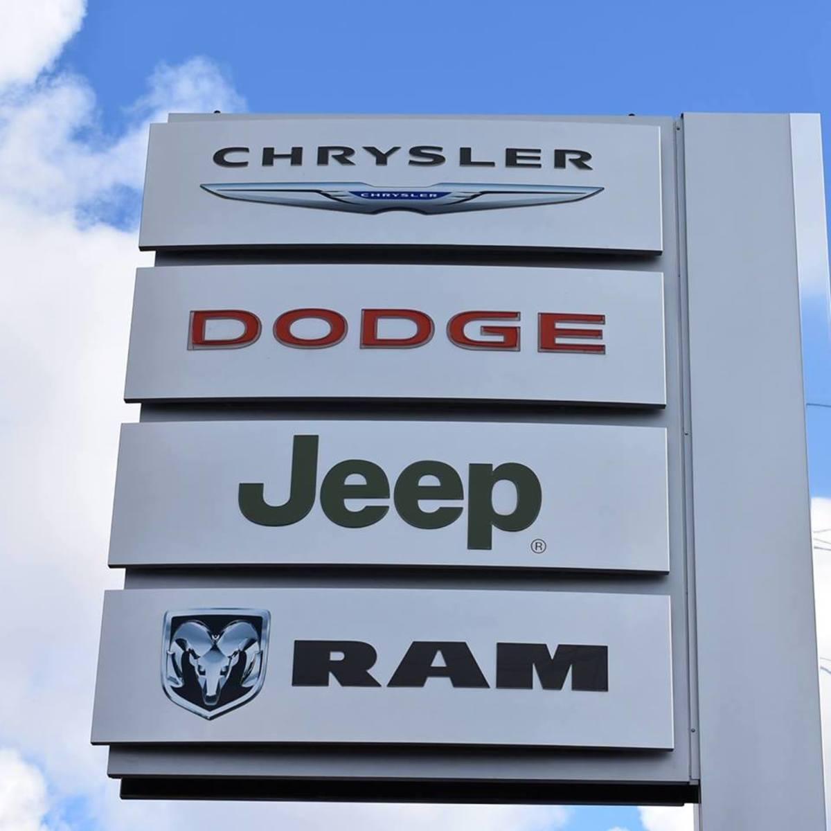 Whiteside Chrysler Dodge Jeep Ram Car Dealer In Mt Sterling Oh 43143