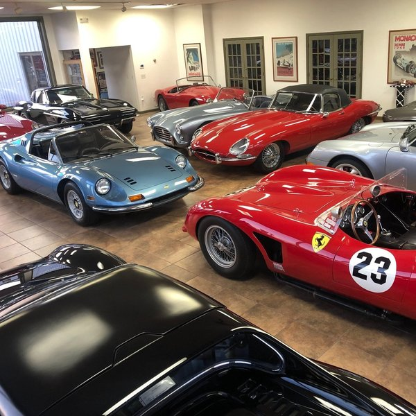 Classic And Specialty Cars For Sale
