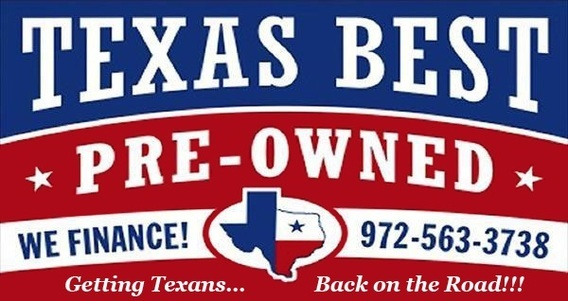 About Texas Best Pre-Owned